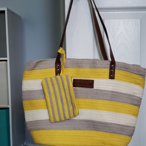 4d824c958ab Large Tote/Beach bag by Handmade